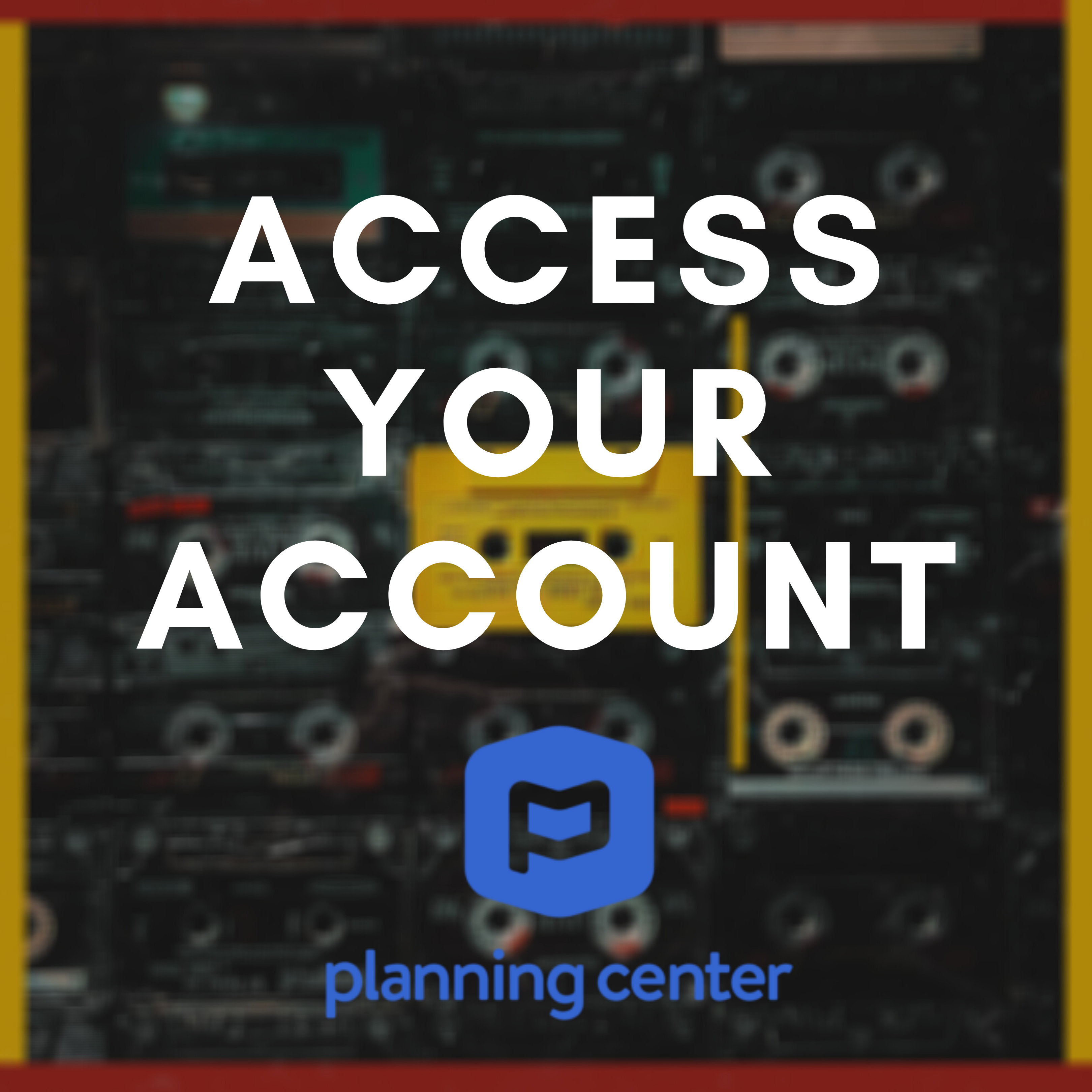 access your account PCO