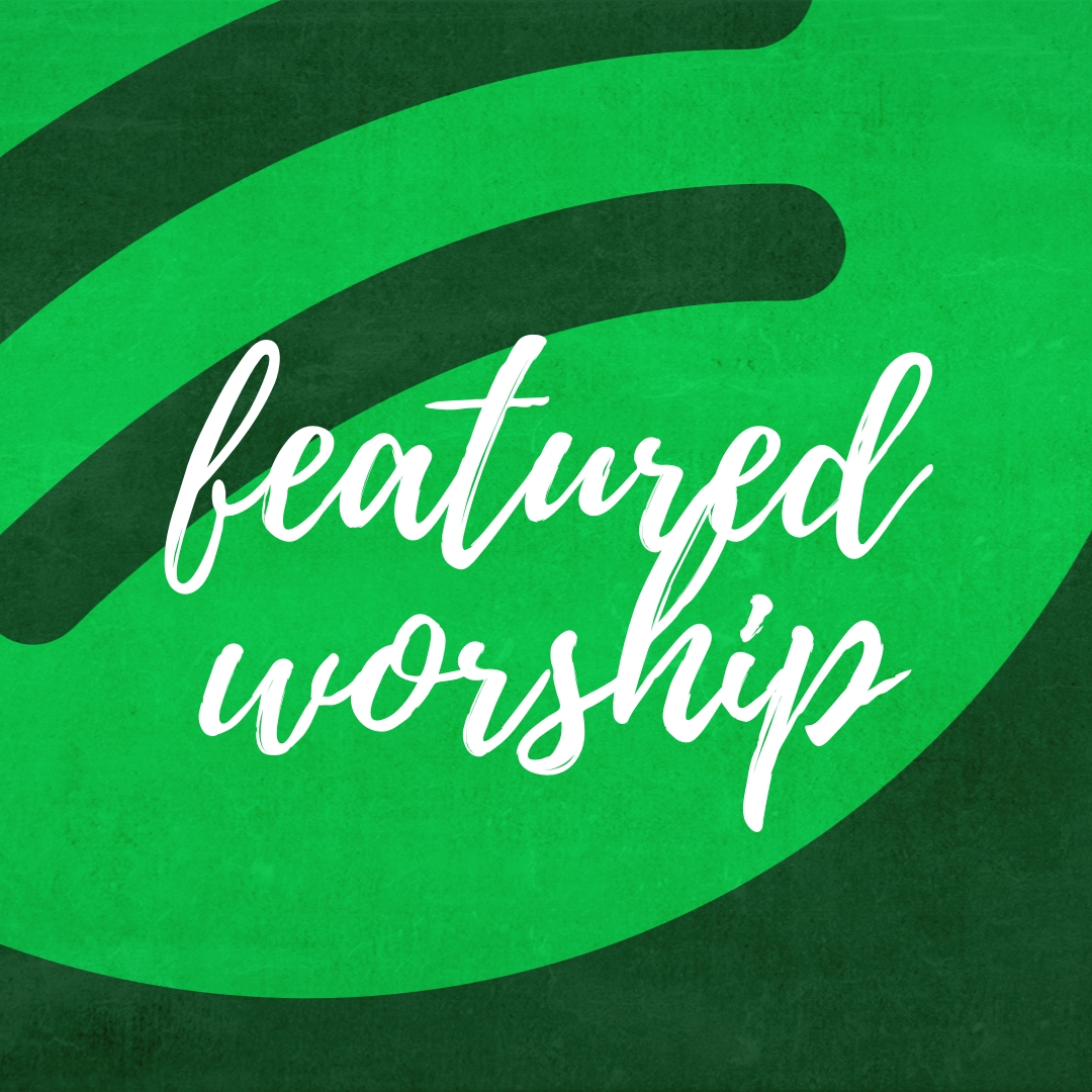featured worship - spotify